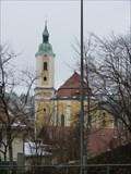 Image for Katholische Stadtpfarrkirche St. Mariä Himmelfahrt - Miesbach, Bavaria, Germany