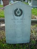 Image for Major John M. Allen