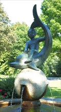 Image for Delphinbrunnen in Bad Vilbel - Hessen / Germany