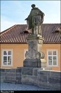 Image for St. Nicolas of Tolentino on Charles Bridge / Sv. Mikuláš Tolentinský na Karlove moste (Prague)