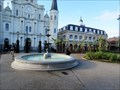 Image for Jackson Square Fountain - New Orleans, LA