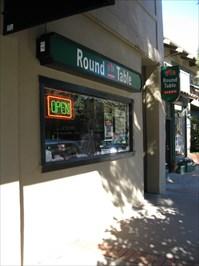 View Waymark Gallery. Round Table Pizza   Santa Cruz Ave   Los Gatos ...
