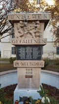 Image for World War I Monument - Leibnitz, Austria