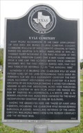 Image for Kyle Cemetery