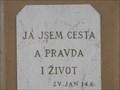 Image for Citat z bible - Jan 14.6. - Hrusovany u Brna, Czech Republic