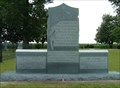 Image for North Carolina Monument, Averasboro Battlefield