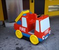 Image for Firetruck Children's Ride - Brig, VS, Switzerland