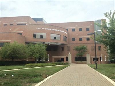 Fritz and Delores Russ Engineering Center, Dayton, Ohio