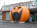 Image for Enter Store Through Giant Pumpkin Mouth - Worcester, MA