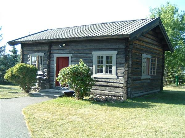 Sigdal House Minot North Dakota Relocated Structures On