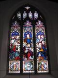 Image for All Saints Church Windows - Croydon, Cambridgeshire, UK