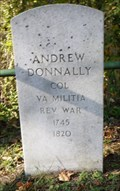 Image for Colonel Andrew Donnally - Charleston, West Virginia