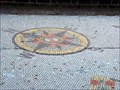 Image for Mosaic Compass Rose - Marine Parade, Dover, Kent, UK
