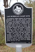 Image for FIRST -- Campsite in Texas for Stephen F. Austin, Milam TX