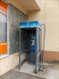 Image for Payphone / Telefonní automat - Staré Sedlo, Orlík nad Vltavou,  CZ