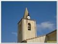 Image for Horloge de l'église Saint Sébastien - Corbières, Paca, France