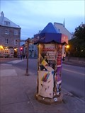Image for Advertising Column for Local Events  - Quebec City, PQ, Canada