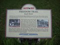 Image for ACCORD Freedom Trail-Gault Street