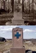 Image for 93rd Pennsylvania Infantry Monument (1950 - 2011) - Gettysburg, PA