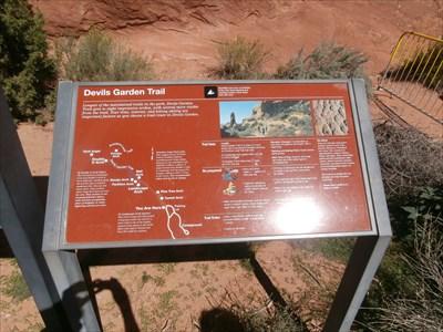 Devils Garden - Arches National Park