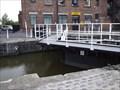 Image for Lock Gates, Gloucester Docks UK