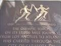 Image for Olympic Torch - Sarasota, Florida, USA.