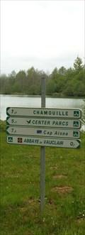 Image for Arrows near Abbeye de Vauclair - Bouconville-Vauclair, France