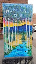 Image for Montana is a Treasure - Missoula, MT