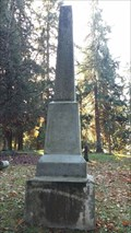 Image for James & Elizabeth Ebbert - Eugene Pioneer Cemetery - Eugene, OR