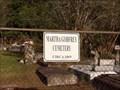 Image for Martha Godfrey Cemetery - Double Bayou, Chambers County, TX
