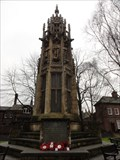 Image for 2nd Boer War memorial erected in 1905 – York, UK