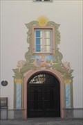 "Image for Doorway to ""English Institut"" - Günzburg/ Germany/EU"