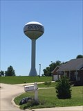 Image for West of town - water tower - Jackson, MO.