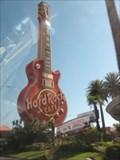 Image for Hard Rock Cafe Guitar - Las Vegas, NV