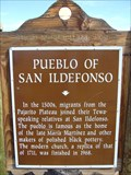 Image for Pueblo of San Ildefonso