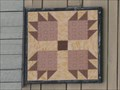 Image for Bear Paw Quilt at Davy Crockett Travern Museum - Morristown, TN