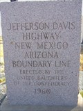 Image for Jefferson Davis Highway