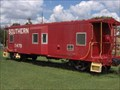 Image for Southern Railroad Caboose X475, Langley, SC