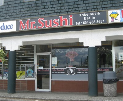 Lynn Valley Sushi Restaurants