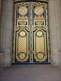 Image for Doorway at Invalides  -  Paris, France