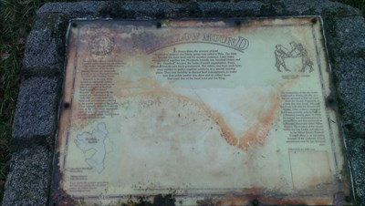 ...the information board.