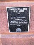 Image for First National Bank of Las Vegas - Las Vegas, New Mexico