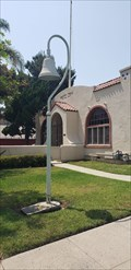 Image for San Ysidro Branch Library Mission Bell - San Diego,  CA