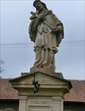 Image for St. John of Nepomuk // sv. Jan Nepomucký - Hlušicky, Czech Republic
