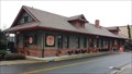 Image for Southern Pacific Depot - Roseburg Downtown Historic District - Roseburg, OR
