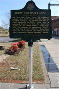 Image for Dizzy and Daffy Dean -- Central Ave., Hot Springs AR