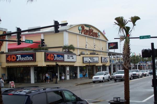 Bring Back The Myrtle Beach Pavilion
