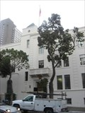 "Image for ""Anti-China Protester Falls From SF Consulate Roof"" - San Francisco, CA"