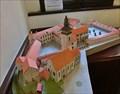 Image for 3D chateau model - Telc, Czech Republic