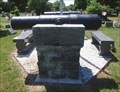 Image for Leftmost Cannon of two Cannons - Prospect Hill Cemetery, Sidney, NY